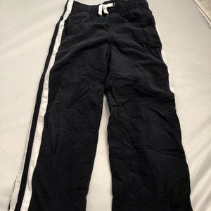 Gymboree black gymster pants